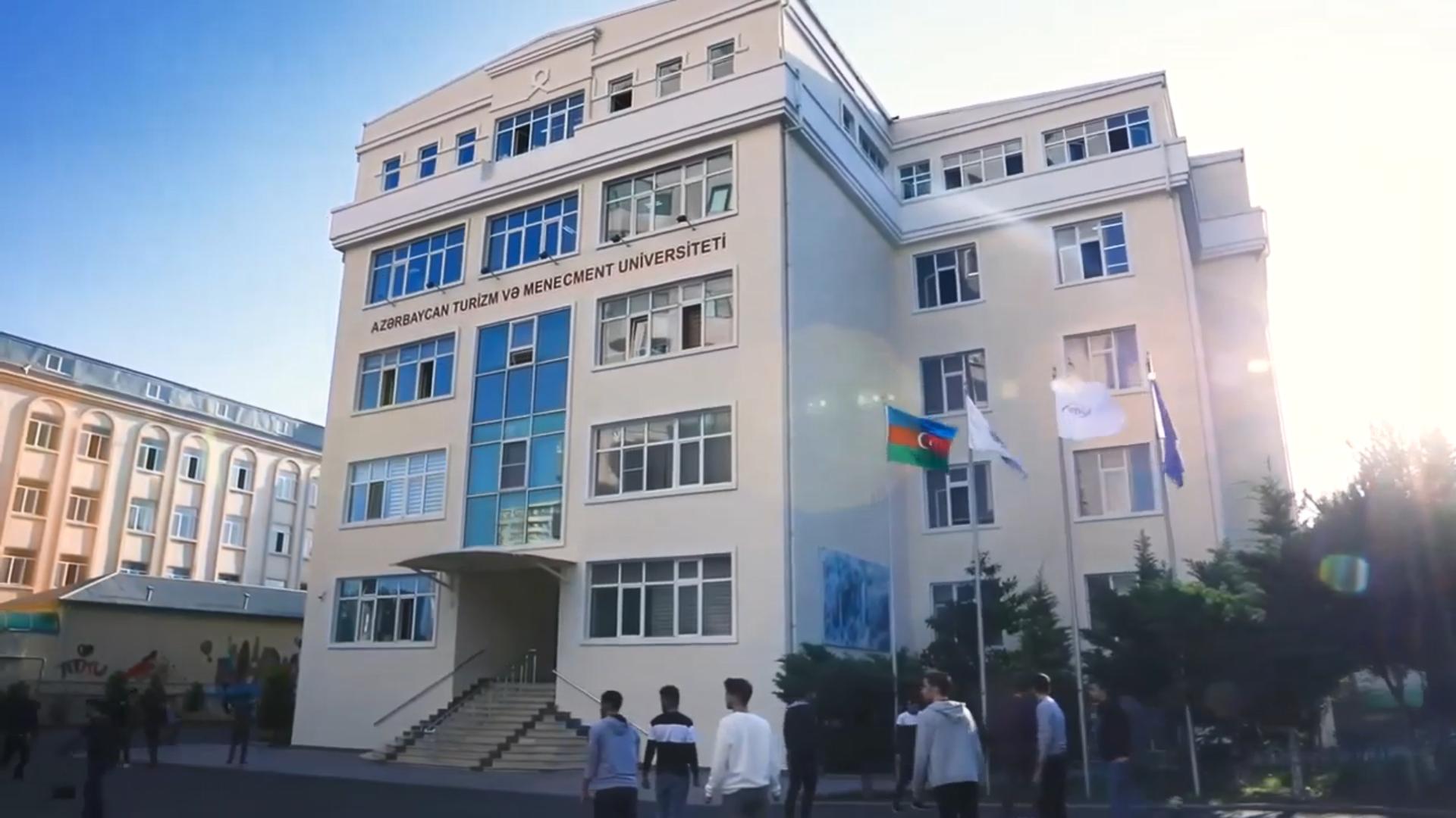 Azərbaycan Turizm Və Menecment Universiteti
